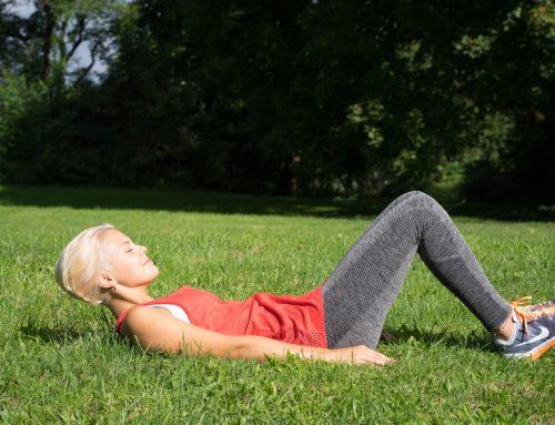 Flacher Bauch – Bauchmuskeltraining