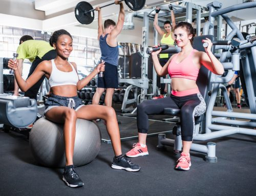 Checkliste fürs Fitness-Studio
